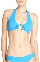 Milly Santorini Halter Bikini Top