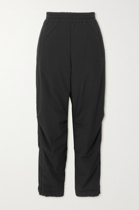 MONCLER GRENOBLE Sportivo Padded Shell Tapered Ski Pants - Black