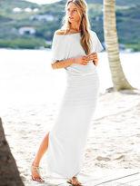 Victoria's Secret Off-the-shoulder Maxi Dress