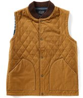 Pendleton Reversible Canvas Vest