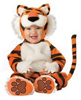 Tiny tiger costume - baby/toddler