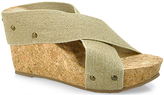 Footnotes Lucile - Cork Wedge Sandal