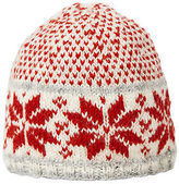Joe Browns Knitted Snowflake Beanie Hat