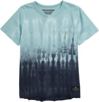 Munster Tie Dye Jersey T-Shirt