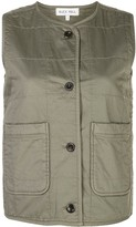 Alex Mill quilted gilet