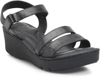 Børn Pawnee Platform Wedge Sandal