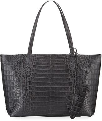 Nancy Gonzalez Erica Crocodile Tote Bag