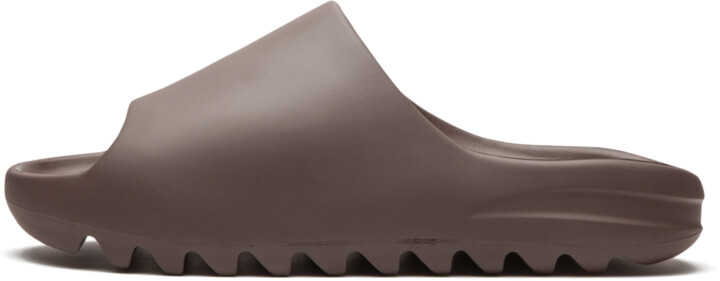 Adidas Yeezy Slide 'Soot' Shoes - Size 4