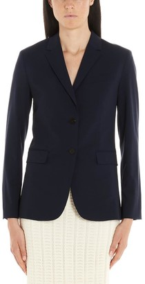 Theory Single Breasted Blazer