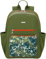 Baggallini Green Scatter Cargo Backpack