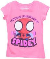 Marvel Spider-Man Girl`s T-Shirt