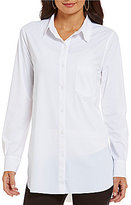 Lysse Shiffer Button Down Blouse