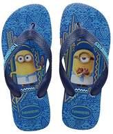Havaianas Minions, Unisex Kids' Flip Flops, ( Star 3847), 7 Child UK (23/24 Brazilian) (25/26 EU)