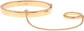 Chloé Carley ring and bracelet