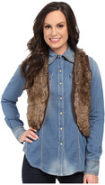 Ariat Emma Fur Vest