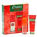 Coty Jovan Musk For Women 1 Oz Sp/ 2.5 Oz Bltn Set