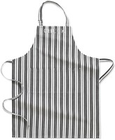 Williams-Sonoma Williams Sonoma Stripe Adult Apron, Black