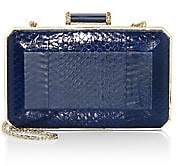 Judith Leiber Couture Women's Soho Snakeskin Clutch