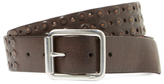 John Varvatos Studded Belt