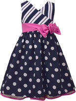 Bonnie Jean Sleeveless Drop Waist Dress - Preschool