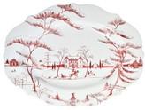 Juliska 'Country Estate Ruby' Ceramic Serving Platter