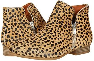 Eric Michael Lynx (Tan Cheetah) Women's Boots