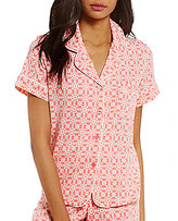 Sleep Sense Geometric Sleep Top
