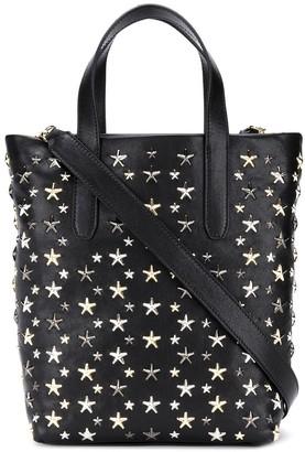 Jimmy Choo Star Applique Tote Bag