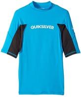 Quiksilver Performer Short Sleeve Shirt Boy's Swimwear