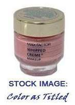 Max Factor Whipped Creme * Cream Makeup Foundation 1oz/28g Classic Formula, Medium (Warm 3) by