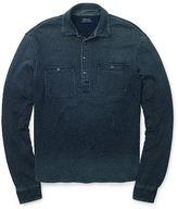 Polo Ralph Lauren Cotton Jacquard Popover Shirt