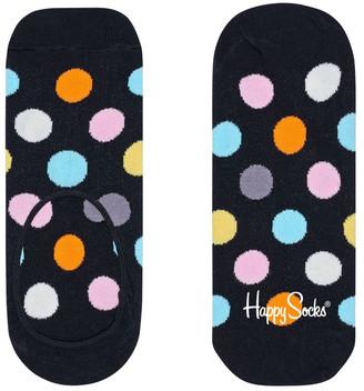 Happy Socks Big Dot Liner Socks BD06-099