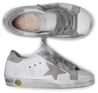Golden Goose Baby's, Little Kid's & Kid's Superstar Leather Runners