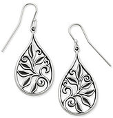 James Avery Jewelry James Avery Abounding Vine Tear Drop Earrings
