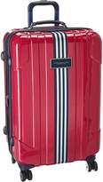 """Tommy Hilfiger Reji Stripe 28"""" Upright Suitcase"""