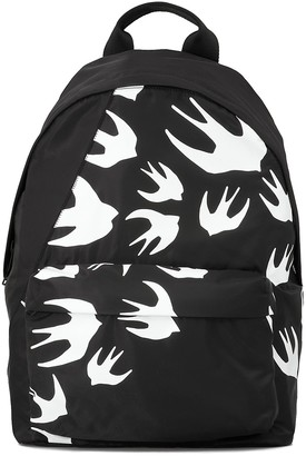 McQ Swallow Swarm Backpack