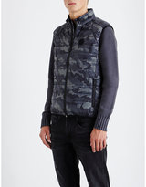 Replay Camouflage Shell Gilet