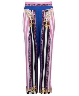 Silvian Heach Chelia Trousers Colour: PINK, Size: XS