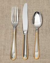 Fortessa 20-Piece Caviar Plated Flatware Service