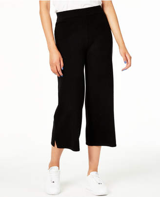 Charter Club Cashmere Culotte Pants, Regular & Petite