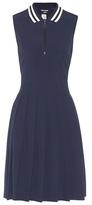 Tory Sport Pleated golf dress