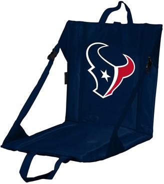 Logo Brands Houston Texans Folding Stadium Seat