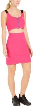 Fila Lana Cutout Sleeveless Bodycon Dress