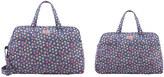 Cath Kidston Cotton Ditsy Foldaway Weekender Bag