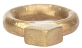 Mailostesso copper plated ring