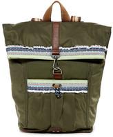 The Sak Sak Pack Nylon Backpack