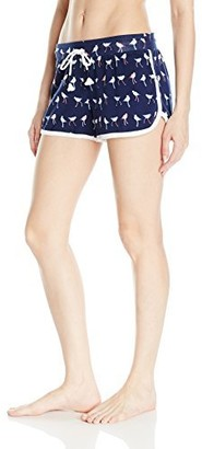 Jane & Bleecker Women's Novelty Printed Pajama Short