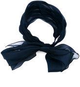 Le Chapeau head scarf - women - Silk/Polypropylene - One Size