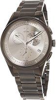 Calvin Klein Men's K2A27920 Basic Analog Display Swiss Quartz Grey Watch