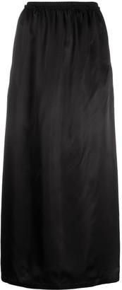 MM6 MAISON MARGIELA Midi Slip Skirt